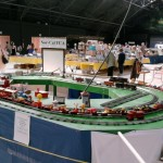 Nor-Cal Train Collectors Association O scale layout
